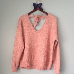 Lumiere red sweater
